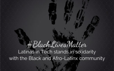 Latinas In Tech stands in solidarity with #BlackLivesMatter