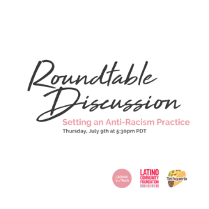 Roundtable Discussion: Setting an Anti-Racism Practice