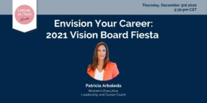 Latinas in Tech Houston invites you to a career vision event!